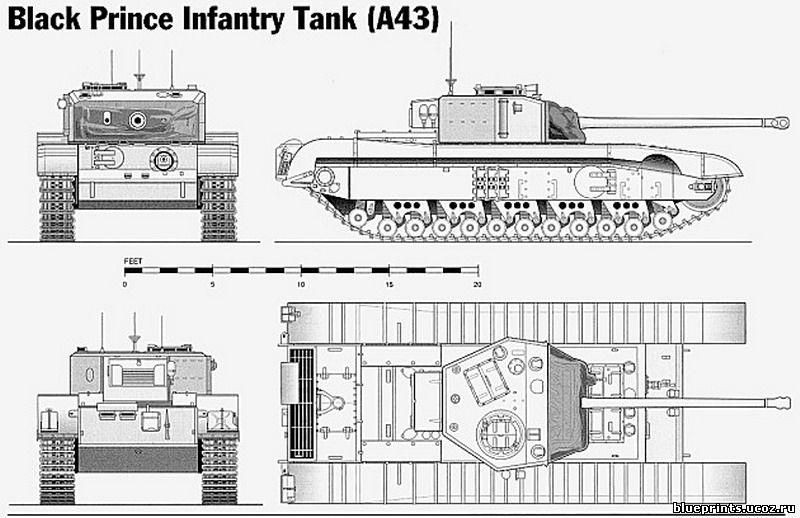 """тяжёлого танка """"Черчилль""""."""