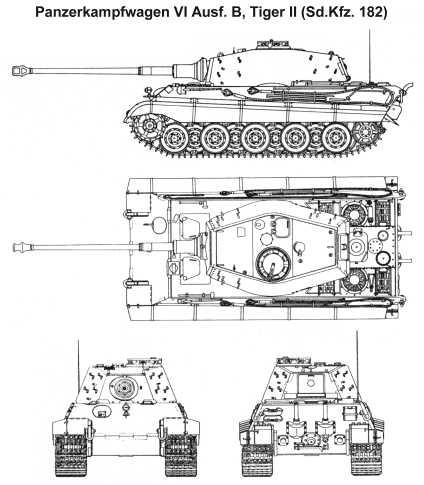 Категория: Чертежи танков и