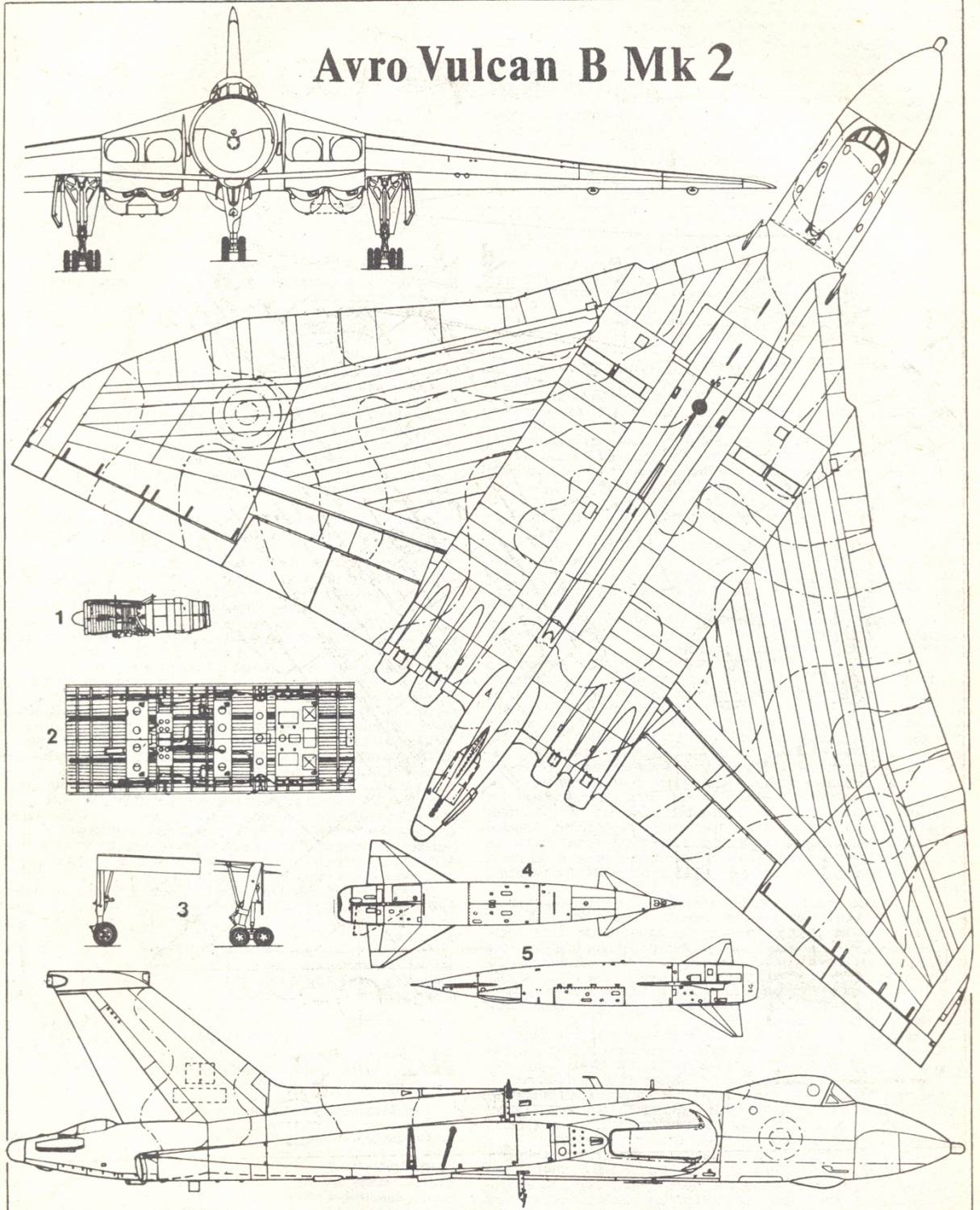 Another depron vulcan build page 15 rc groups for Blueprint scale